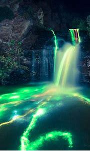 1280x1024 Neon Water 1280x1024 Resolution HD 4k Wallpapers ...