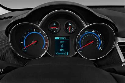 Cruze Limited Cluster Chevrolet Motortrend