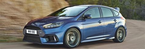 2016 Ford Focus RS Review - autoevolution