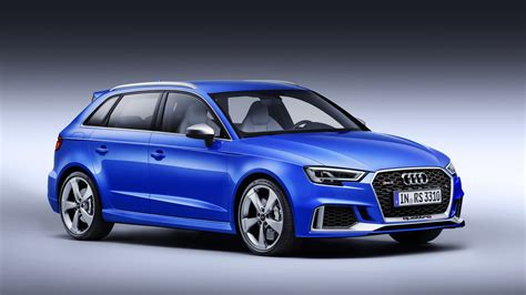 Audi Rs3 Sportback Usa by 2017 Audi Rs3 Sportback Facelift Heading To Geneva With 400 Hp