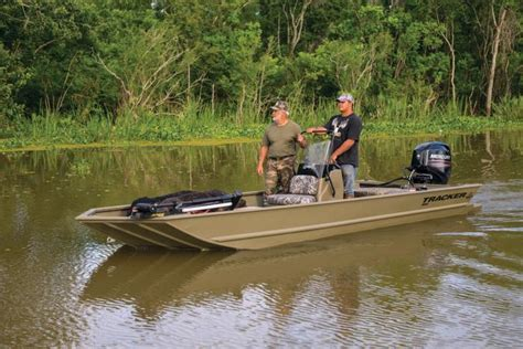 Grizzly Boat Specs by Tracker Boats All Welded Jon Boats 2017 Grizzly 1860