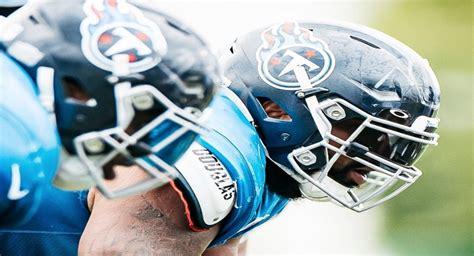 Tennessee en nueva inglaterra, 7:15 p.m. Arrestan a jugador de los Tennessee Titans antes de debut en la NFL - Heraldo Deportes
