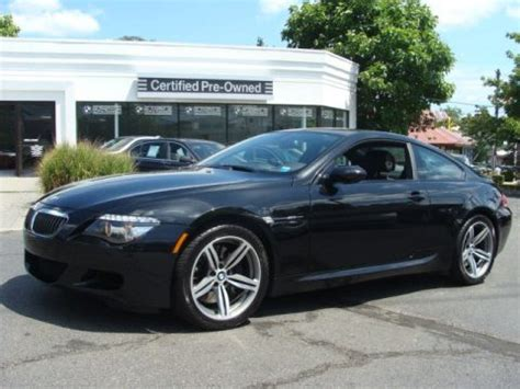 2008 Bmw M6 For Sale by Used 2008 Bmw M6 Coupe For Sale Stock P7605
