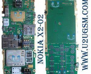 Samsung B310 Full Pcb Cellphone Diagram Mother Board Layout