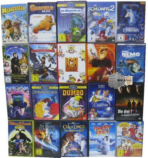 kinderfilme je  dvd bundle auswaehlen trickfilm