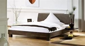 Bett Mit Lehne Aus Luxus Kunstleder Gnstig Kaufen Marbella