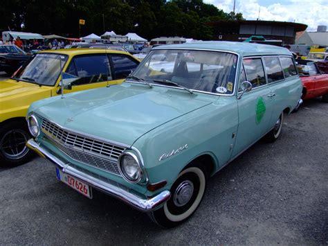 Opel Rekord by Opel Rekord Series A