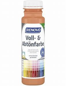 Voll Und Abtönfarbe : renovo voll und abt nfarbe einsatzbereich innenundaussen ~ A.2002-acura-tl-radio.info Haus und Dekorationen