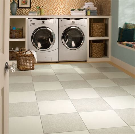flooring for laundry room laundry room daltile porcelain floor tile home interiors