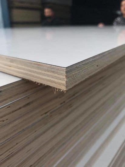 china white hplformica laminated plywood   furniture china plywood hpl