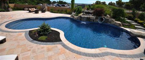 pool pavers swimming pool decking coping paving
