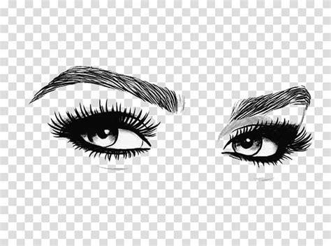 55 free vector graphics of eyebrow. Eyebrow Cosmetics Microblading Eyelash, Eye transparent ...