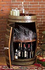 25, Brilliantly, Creative, Diy, Projects, Reusing, Old, Wine, Barrels