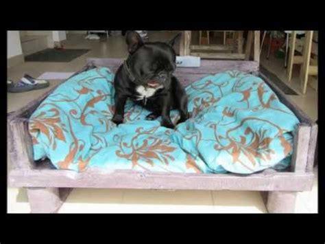 construire un canape avec des palettes canapé pour chien en palette