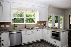 Buffet De Cuisine Gris : trendy cuisine buffet de cuisine blanc avec gris couleur buffet de cuisine blanc avec violet ~ Mglfilm.com Idées de Décoration
