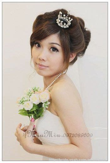 Bridal Hairstyle & Bridal Gown Wedding Dress,??????,Yeah