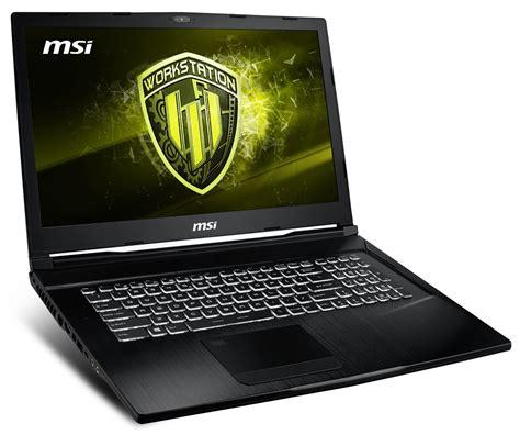 buy msi  sk  gen xeon  workstation laptop laptop