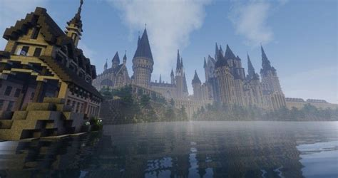 Harry Potter Adventure Map Minecraft Project