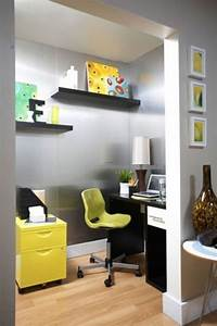 Small office design inspirations maximizing work for Tiny office design