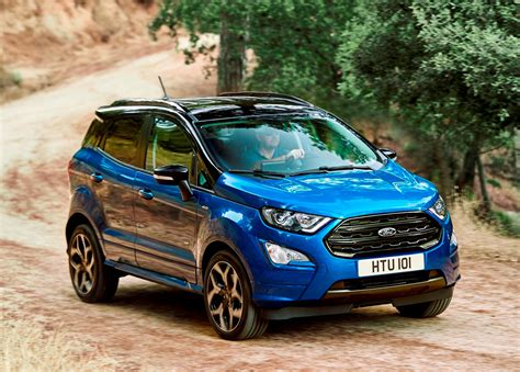 ford ecosport compact suv road test wheels alive