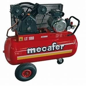 Compresseur 100 Litres Brico Depot : compresseur mecafer 425316 3hp cuve 100l bicylindre en v ~ Dailycaller-alerts.com Idées de Décoration
