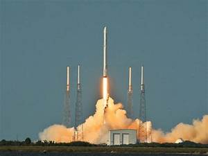 Update: SpaceX launches Falcon 9, lands booster, deploys ...