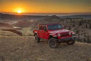 Jeep Presenta La Camioneta Gladiator  Su Primera Pick Up