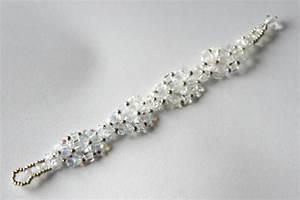 comment faire un bracelet en perle de swarovski With robe de cocktail combiné avec bracelet swarovski perle