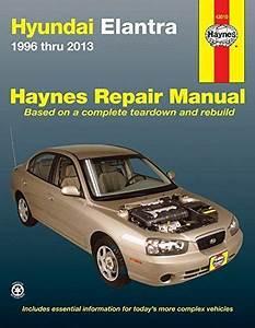 Hyundai Elantra 1996 Thru 2013  Haynes Repair Manual