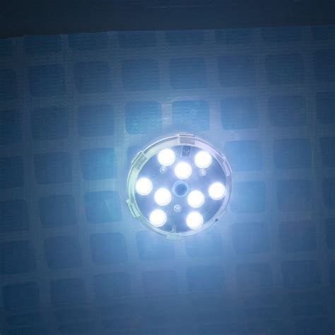 swimming pool led lights game 3 quot led pool wall light toys games swimming
