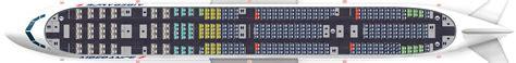 plan siege air plan boeing 777 300 381 sièges