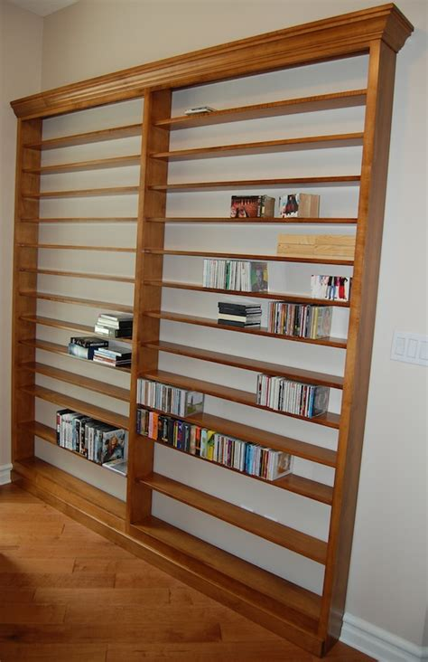 build a dvd cabinet custom dvd cd wall shelf unit dutch haus custom