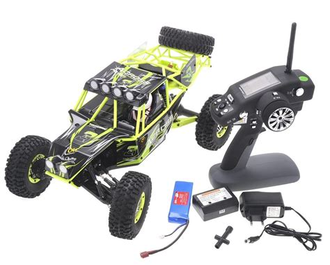 Sire Auto Rc 2 1 10 Rc Rock Crawler Truck 4wd Rally Car 2 4ghz Lcd Remote