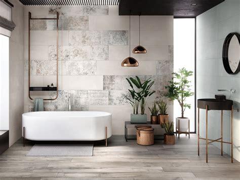 Wandfliesen Fürs Bad  30 Moderne Fliesen Designs Und