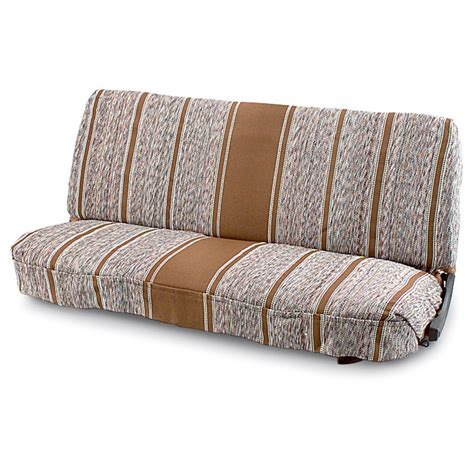 truck bench seat covers saddle blanket seat cover 149627 seat covers at