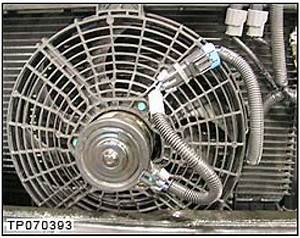 Engine Overheats And  Or Condenser Fan Is Inoperative