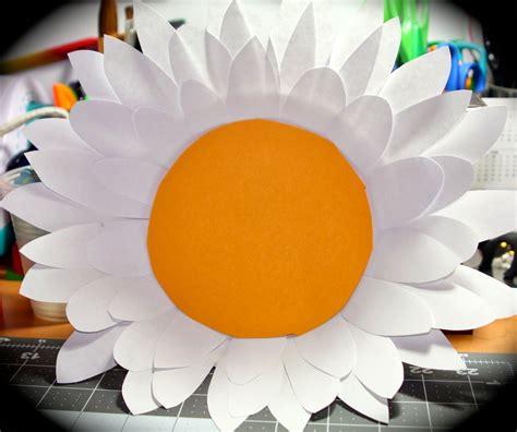 paper plate flower  fun craft  kids  crafty