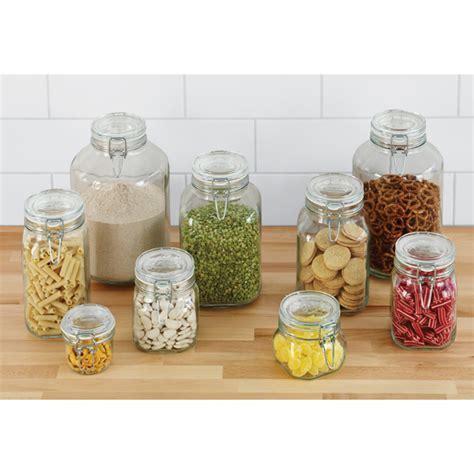 Storage Jars   Hermetic Glass Storage Jars   The Container