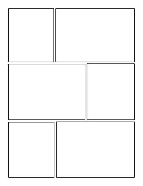 comic page template mrs orman s classroom offering choices for your readers comic book craze