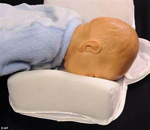 sleep positioners could cause babies to suffocate daily With baby pillow safe for newborn