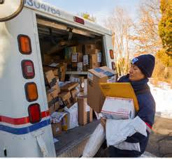 Usps Ready For Record Cyber Monday