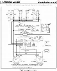 Ezgo Marathon Wiring Diagram