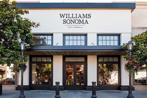 Williams Sonoma Opens Dual Concept Store