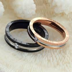 his hers wedding ring sets gold stainless steel wedding rings for and his and hers promise ring sets vintage jpg