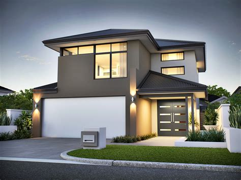 2 modern house plans 2 house plans modern awesome home design narrow lot