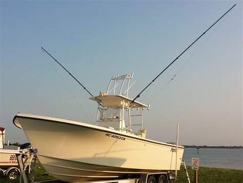 Fishing Boat With Outriggers by Anyone Use Fish Stixx Outriggers The Hull Truth