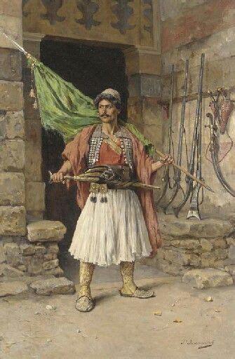 albanian warrior  egypt   images greek