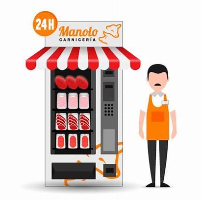 Comercios Horas Escaparates Escaparate Automatizado Tienda Negocios