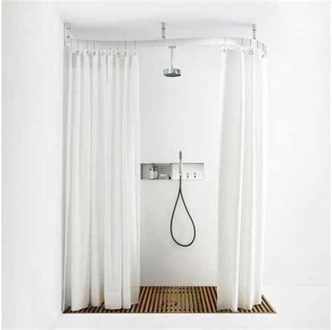 tende per doccia in lino la migliore tenda doccia 2019 scoprila su vestocasa it