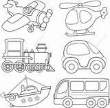 Coloring Transportation Libros Preschool Guardado Picasaweb Desde Ninos Manualidades sketch template